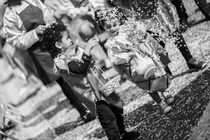 photographe de carnaval